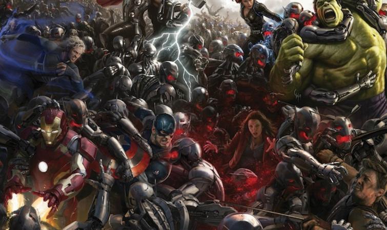 """中的漫威的漫画人物角色,就会发现复仇者联盟的出现不会是一个巧合""""."""
