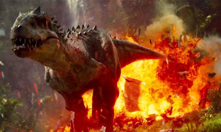 今日娱乐:《侏罗纪世界2》北美定档,邦乔维来华开唱