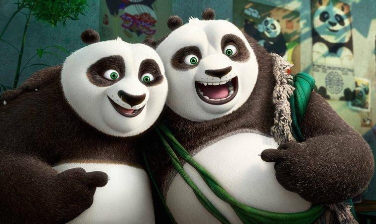今日娱乐:《功夫熊猫 3》发海报,《幻城》电视剧启动