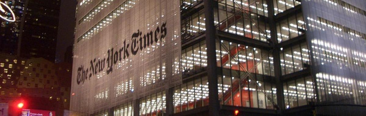 """《纽约时报》的""""自省""""报告,揭示数字化困局内幕"""