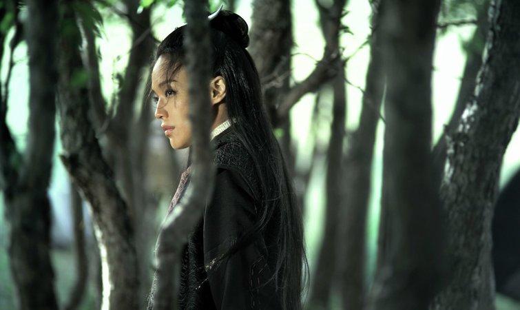 《刺客聂隐娘》请来龚琳娜唱主题曲,因为侯孝贤喜欢她