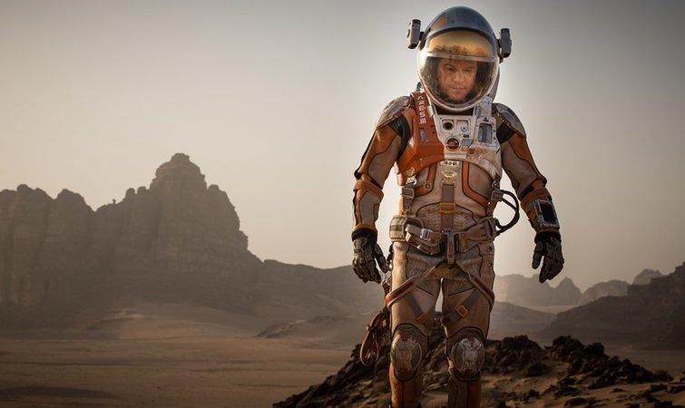 做了《火星救援》表情包图片