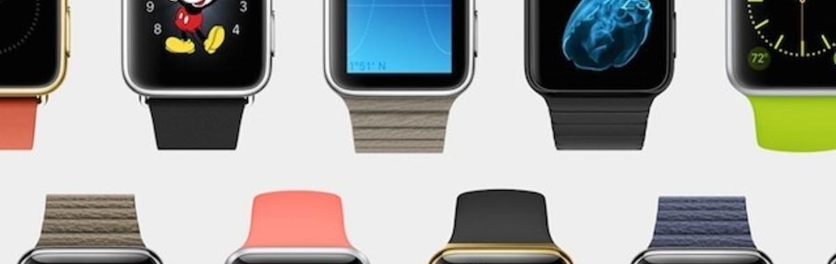 Apple Watch: 改变世界从改变肉身开始