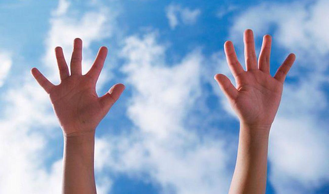举手投降表情包