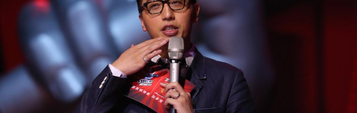 《中国好声音4》开播前,我们请了华少来谈谈好声音和真人秀