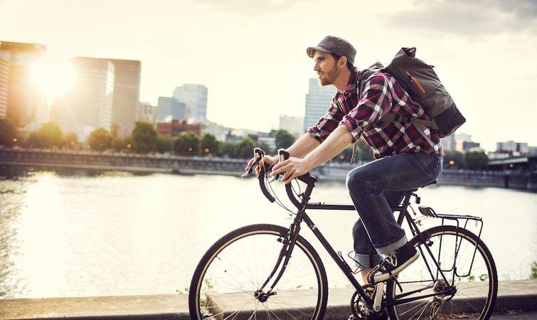 骑自行车的时候玩寻宝游戏?这个硬件合适