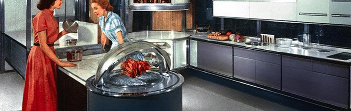 我们幻想的那些厨房黑科技,为什么都没有实现?