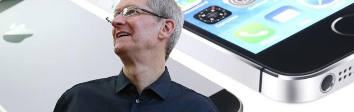 7 张图了解苹果财报下的真实处境