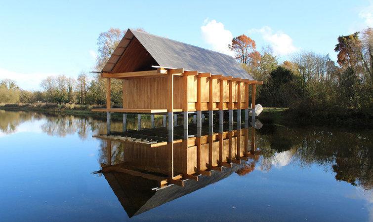 2015 年,最受好评的木结构建筑都在这里了_设计_好奇