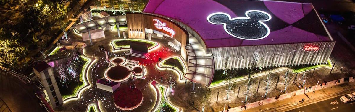 「Top 15 之迪士尼」上海那家新开的旗舰店,到底卖的是什么?