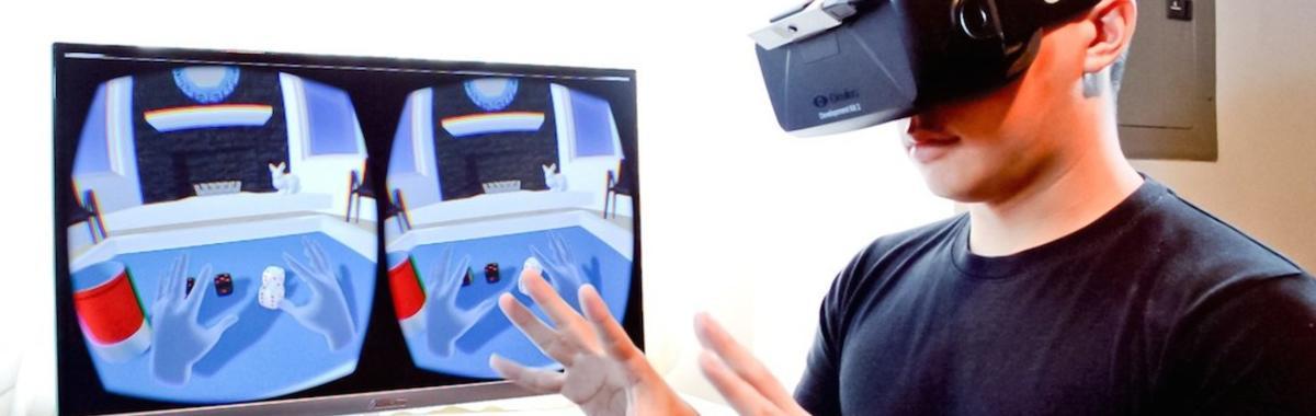 「在全球游戏开发者大会」虚拟现实和智能家居