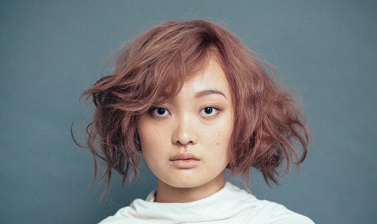 附着到头发上的人造颜料分子,真的不是为了让它长久存在而设计的.图片