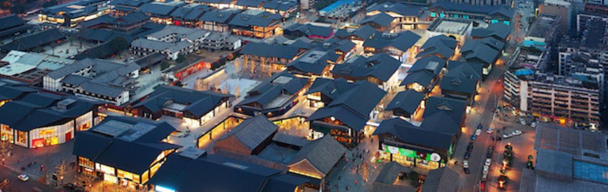 两片商场,重塑成都市中心