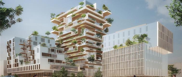 将是世界上最高的现代木结构建筑