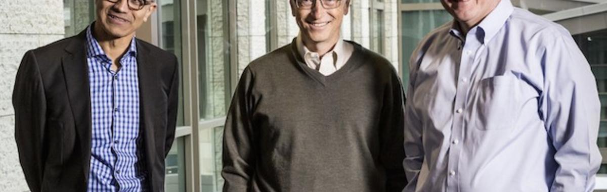 """裁员 18000 人造就纳德拉的""""一个微软"""""""