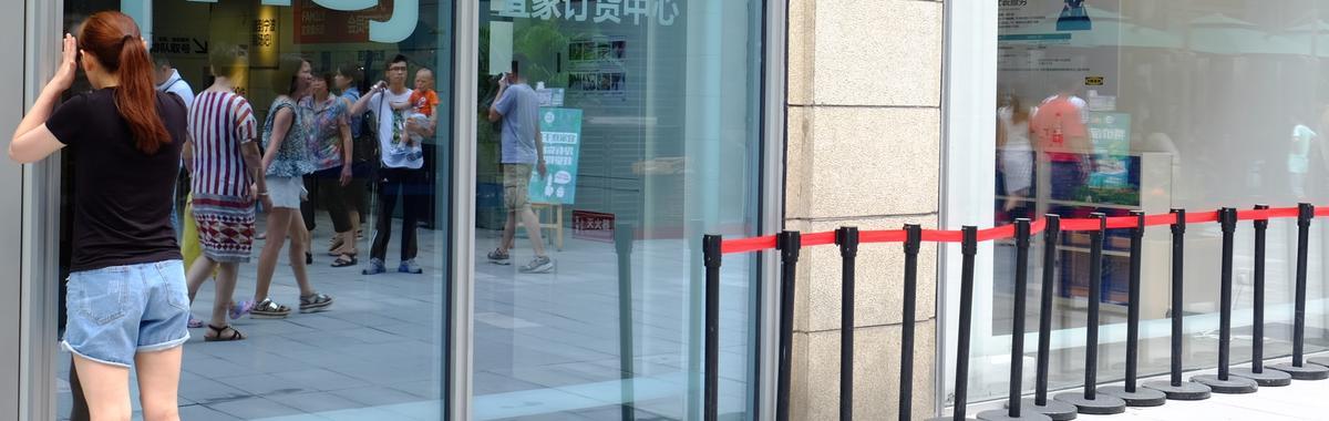 宜家在温州开了一家没人注意到的订货中心,这是怎么回事?
