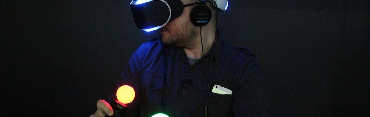 PlayStation VR 来了,我们体验了它的三个虚拟现实游戏 | 在 E3 游戏展
