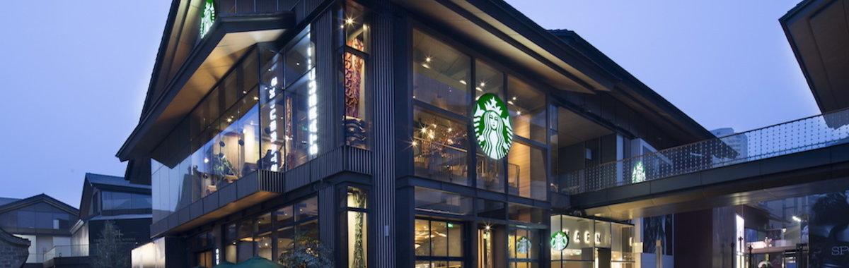 店放在这里:成都远洋太古里低密度,独栋,开放式的设计原本就完美符合
