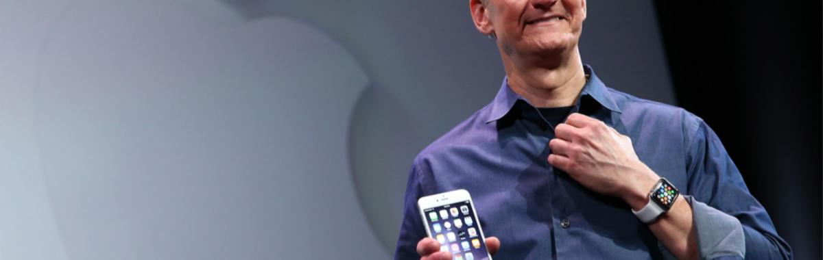 iPhone 增长到头,苹果接下来得学点新东西了 | Top 15 年度报道