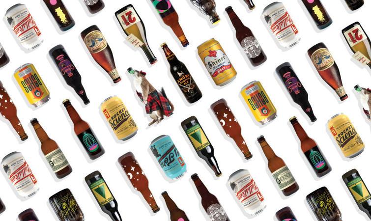 瓶子三视图手绘