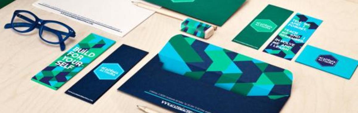 以色彩设计见长的西班牙创意公司,让所有客户眼前一亮