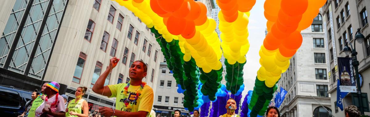 大公司如何对待 LGBT ?这 15 个案例反映了它们的立场变化