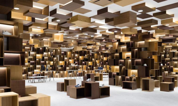 商场装置艺术设计