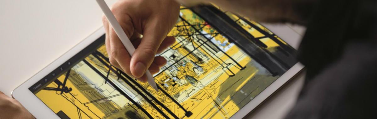 iPad Pro 评测:这是第一个想要彻底取代你电脑的 iPad