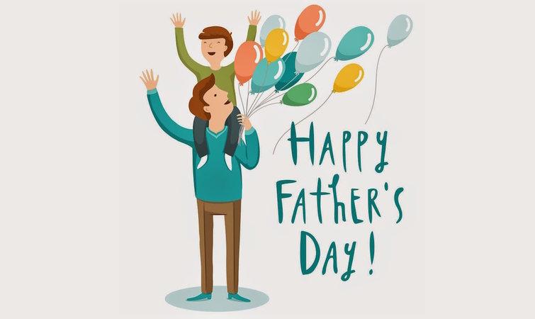 直到时钟敲过十二点,男孩才小声地对父亲说:爸爸节日快乐!