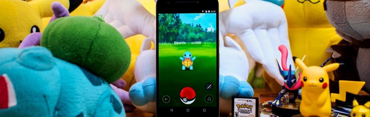 今天中午刷爆你朋友圈又消失的 Pokémon Go,已经成了最赚钱的游戏