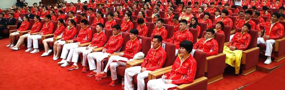 中国里约奥运代表团成立了,谁会成为赛场之外的赢家?