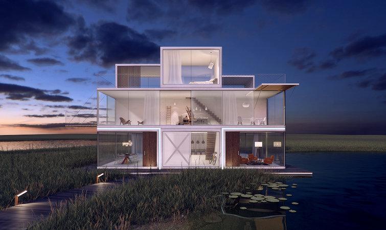 3d打印建筑,也许是未来的城市住宅解决方案