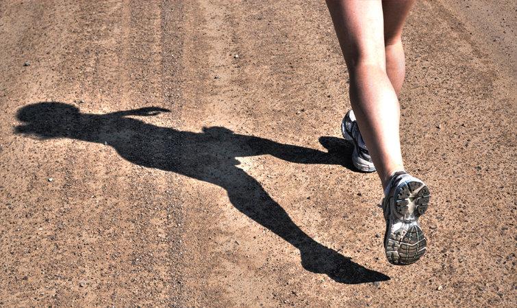 圆形跑步图片素材