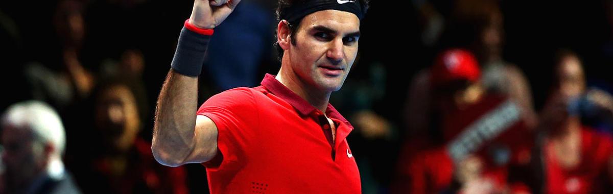 打网球厉害的人有好几个,为什么品牌会特别青睐费德勒?