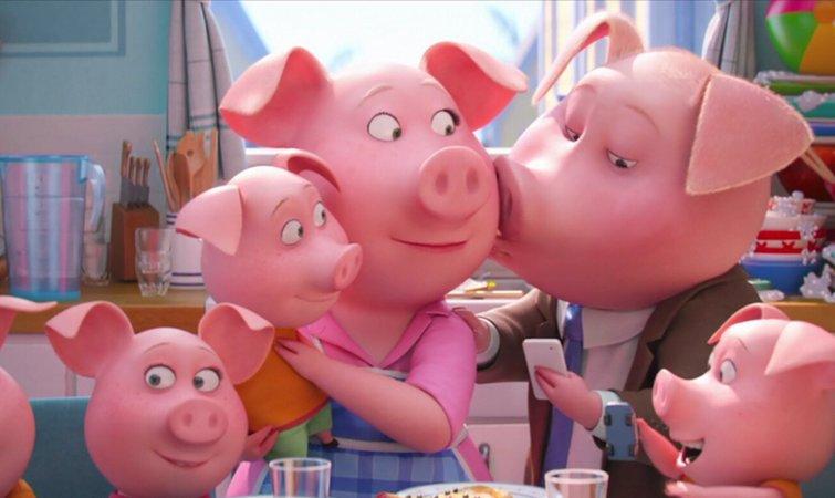 来介绍下这部电影的故事——实际上就如同片名所示——是要让小动物