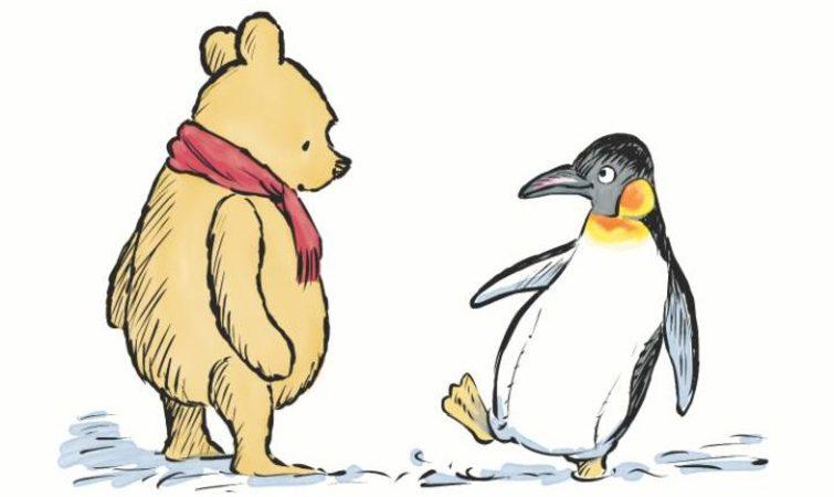 qq头像灰企鹅