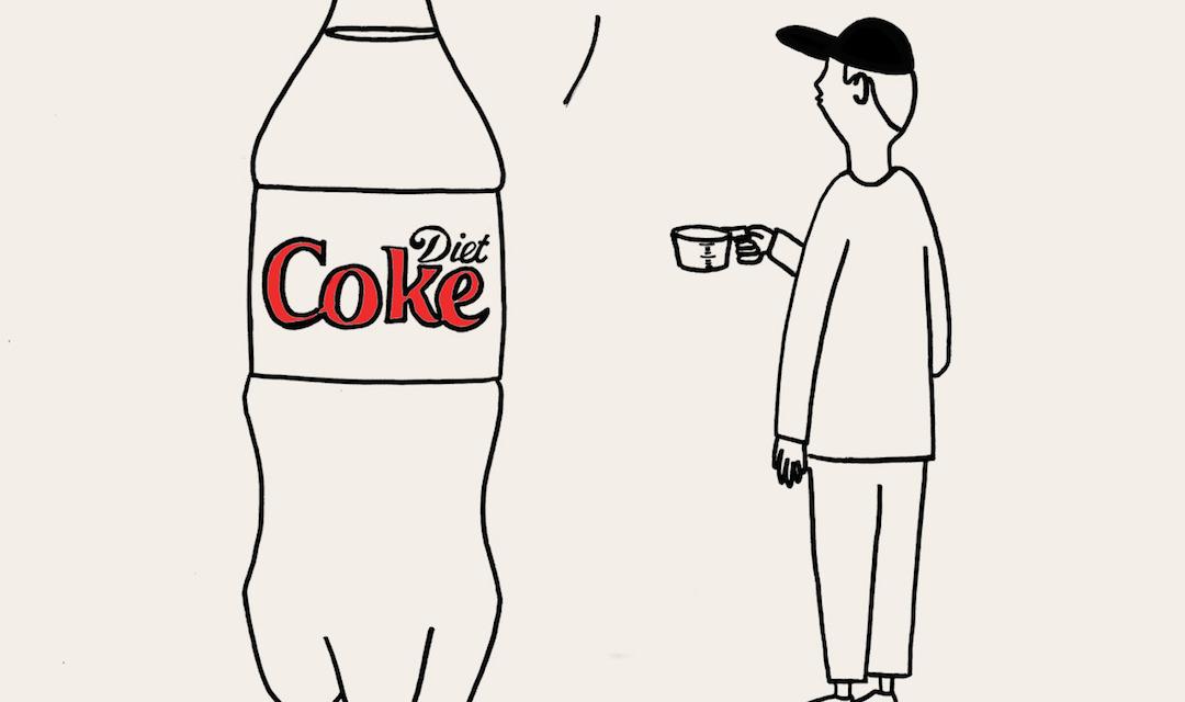 可乐简笔画