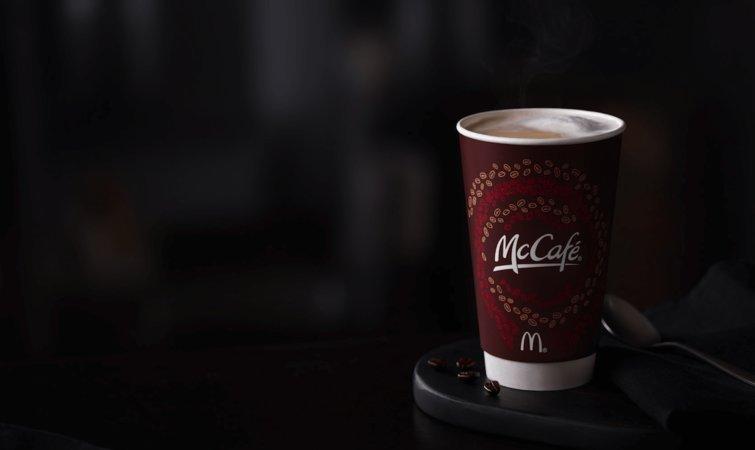 麦当劳咖啡杯子_升级咖啡机,推出特价,麦当劳希望麦咖啡抢更多生意