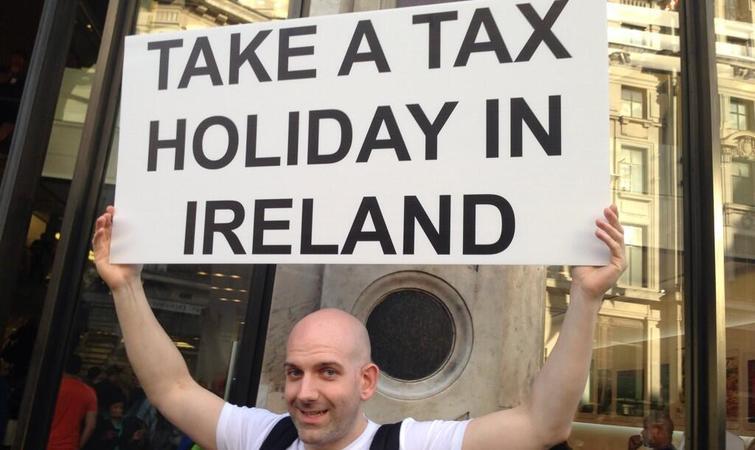 欧盟查出了苹果 140 亿美元的欠缴税单,背后故事是这样的图片