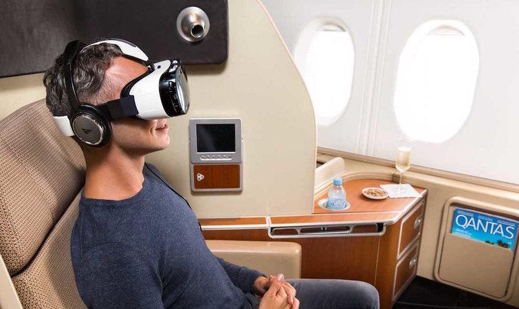 你愿意在坐飞机的时候花这钱看一部vr电影