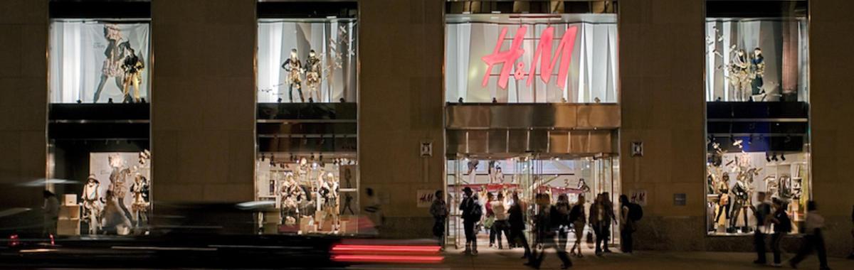 快时尚并不如看上去那么风头正劲,过去一年门店扩张最为激进的 H&M,可能面临风险