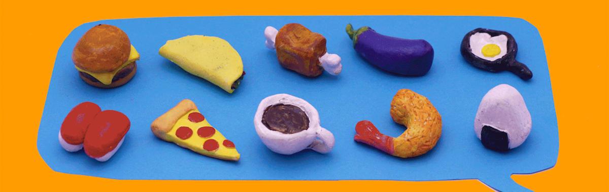 为什么香蕉、披萨这样的食物被做成了 Emoji,而许多许多吃的却没有?