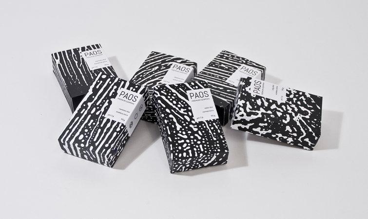三角形糖果包装盒设计