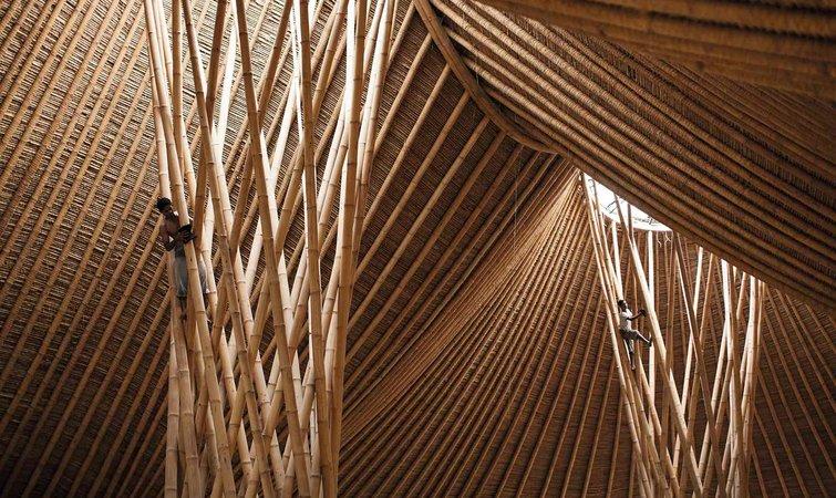 木材在建筑设计中究竟扮演着怎样的角色?可以看看这本