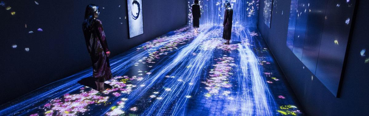 在信息时代艺术可以变成什么样?他给出的答案是:制造梦境 | 100 个有想法的人