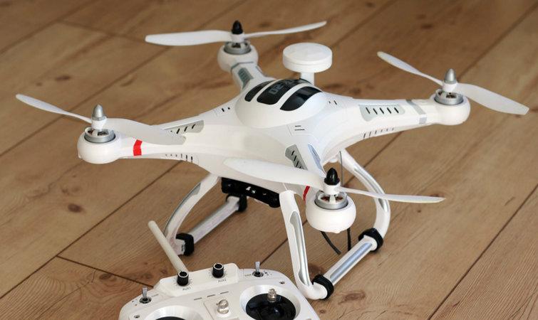 模型飞机飞行高度在视野可见