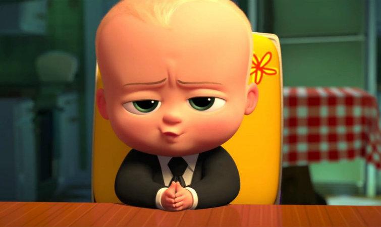 """《宝贝老板》因为讽刺""""婴儿川普""""大卖,梦工厂要拍续集"""