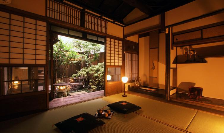 日本最大内衣品牌华歌尔,要在京都做生意民宿?装修v生意样板房图片