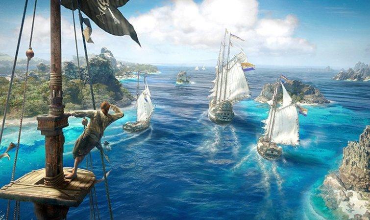 现实向或是趣味向,明年有两个风格迥异的海盗游戏值得