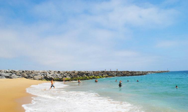 到处都是夏天的热浪,这个应用带你去海岛冥想放松